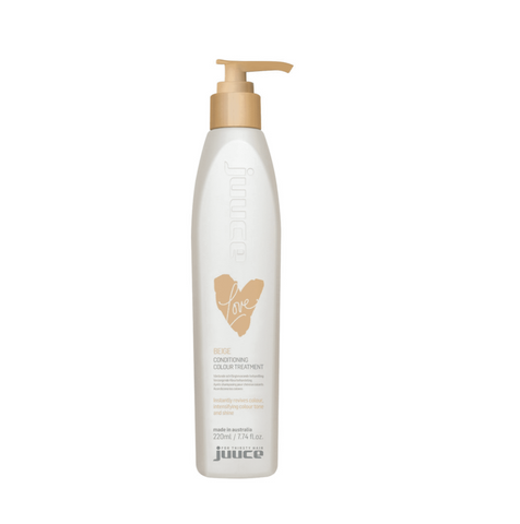 Juuce Love Conditioning Colour Treatment Beige 220ml