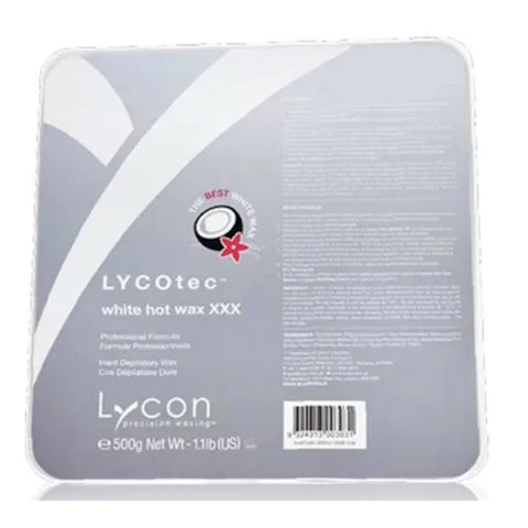 Lycon White Hot Wax - 1kg