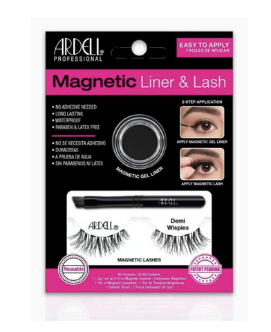 Ardell Magnetic Liner & Lash - Demi Wispies Lashes