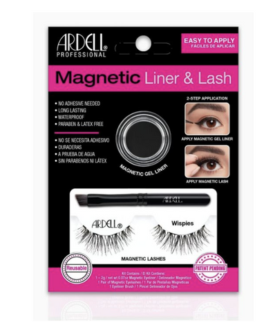 Ardell Magnetic Liner & Lash - Wispies Lashes