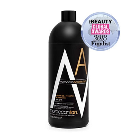 Moroccan Tan Moroccan Accelerated 30 Minutes 16% DHA 1 Litre