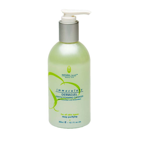 Natural Look Immaculate Dermojel Foaming Cleanser 300ml