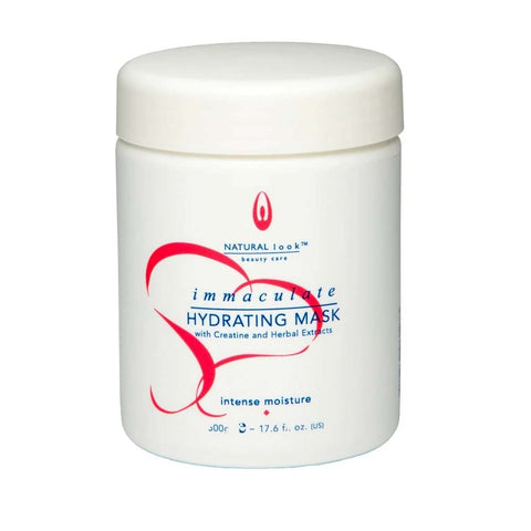 Natural Look Immaculate Hydrating Mask 500ml