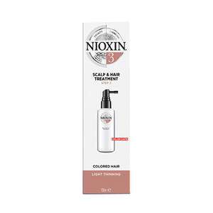 Nioxin System 3 Scalp Treatment - 100ml