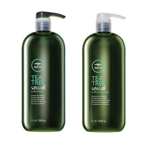 Paul Mitchell Tea Tree Special Shampoo & Conditioner Litre Set