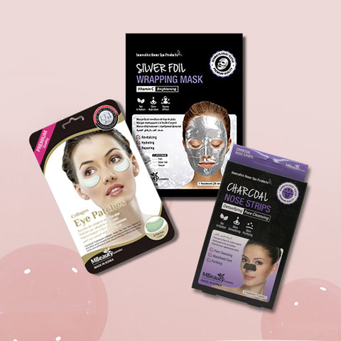 MBeauty Facial Gift Pack