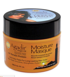 Agadir Argan Oil Moisture Masque 236ml