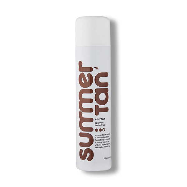 Mancine Summer Tan Spray On Aerosol - 200ml-Mancine Professional-Beautopia Hair & Beauty