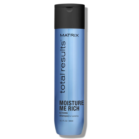 Matrix Total Results Moisture Me Rich Shampoo 300ml-Matrix-Beautopia Hair & Beauty