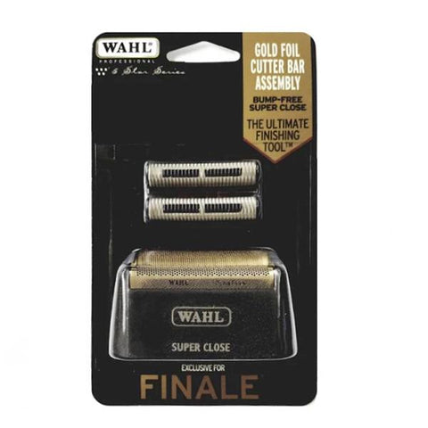 Wahl Finale Replacement Foil & Cutter Bar Assembly