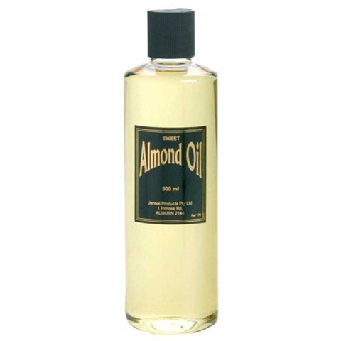 Jennai Almond Oil 500ml