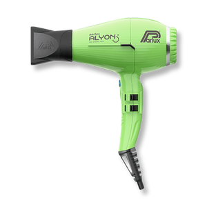 Parlux Alyon Ionizer 2250W Tech Dryer - Green