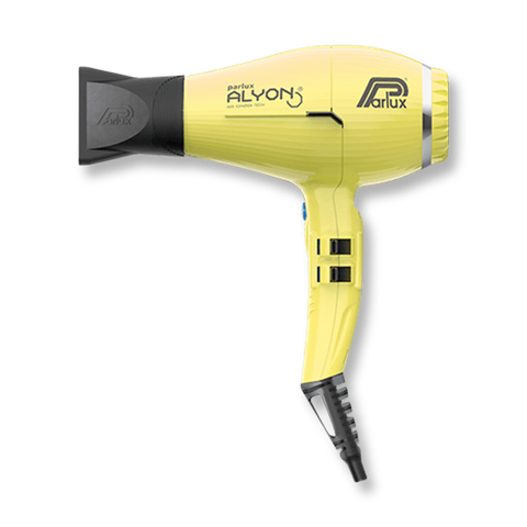 Parlux Alyon Ionizer 2250W Tech Dryer - Yellow