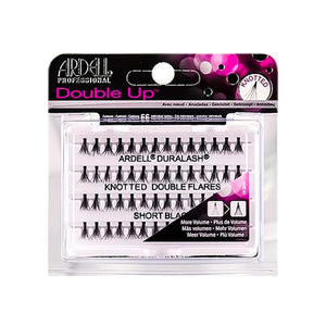 Ardell Duralash Double Up Knotted Flare Lashes - Short
