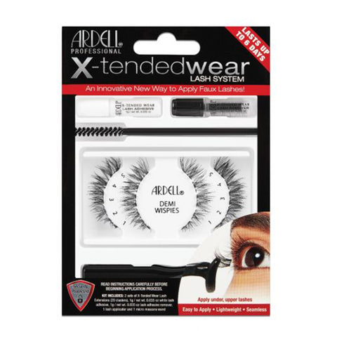 Ardell X-Tended Wear Demi Wispies Kit