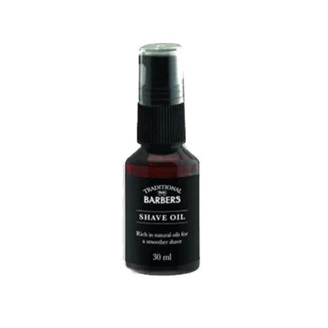 Wahl Traditional Barbers Shave Oil - 30ml