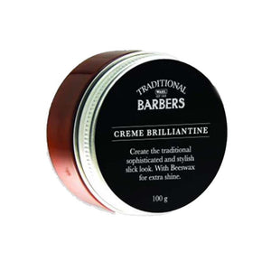 Wahl Traditional Barbers Creme Brilliantine - 100gm