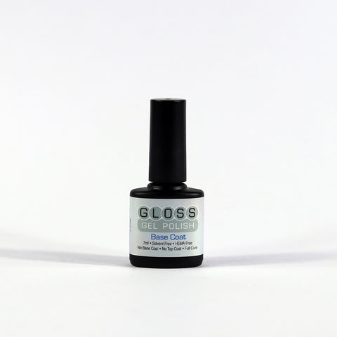 Gloss Full Cure UV/LED Gel Polish - Base Coat