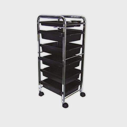 Basic Trolley 6 Tier