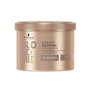 Schwarzkopf BlondMe Tone Enhancing Bonding Mask 500ml - All Blondes