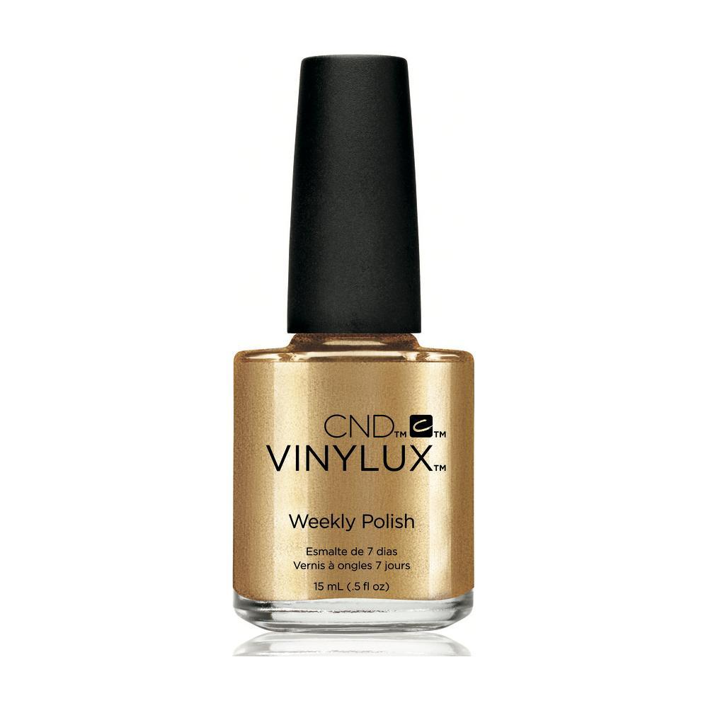 CND VINYLUX™ Long Wear Polish - Brass Button 15ml
