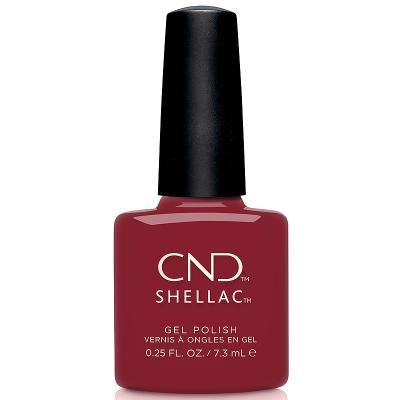 CND Shellac Gel Polish Cherry Apple 7.3ml