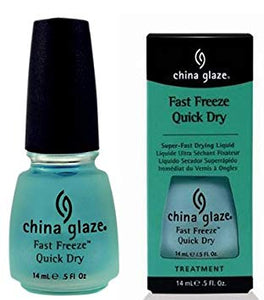 China Glaze Fast Freeze Quick Dry 14ml