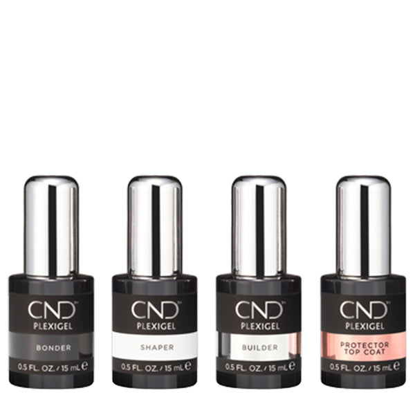 CND PlexiGel System - Gel Protective Top Coat 15ml