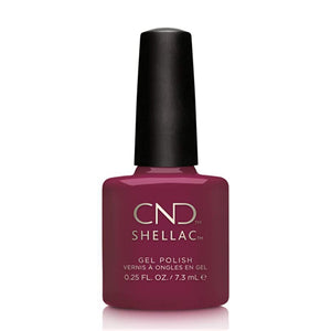 CND Shellac Gel Polish Bordeaux Babe 7.3ml