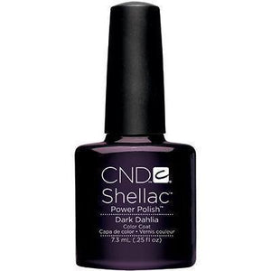 CND SHELLAC Gel Polish 7.3ml - Dark Dahlia
