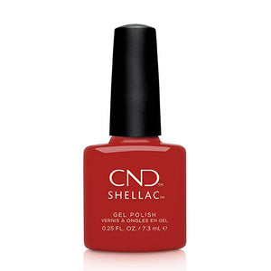 CND Shellac Gel Polish Devil Red 7.3ml