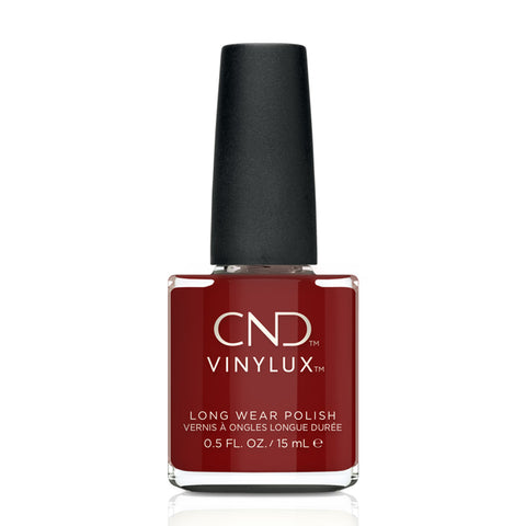 CND Vinylux Bordeaux Babe Long Wear Polish 15ml