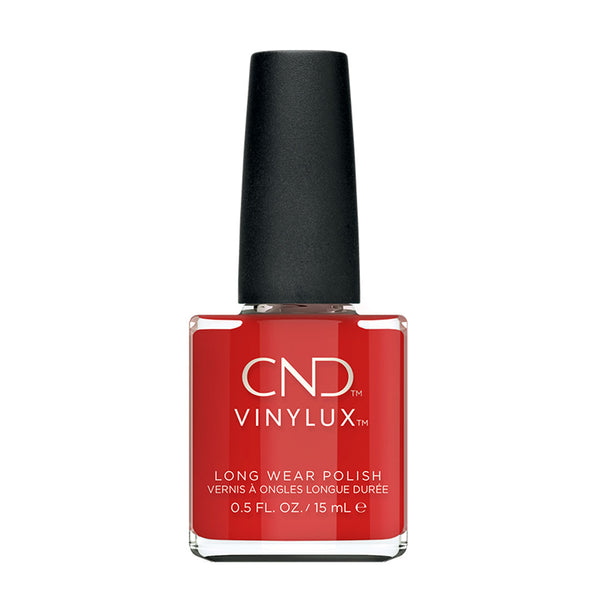 CND Vinylux Devil Red Long Wear Polish 15ml