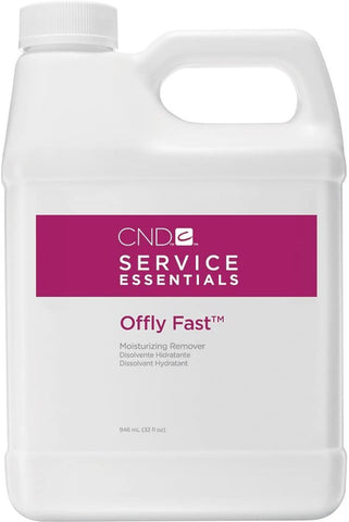 CND Offly Fast Moisturizing Remover 946ml