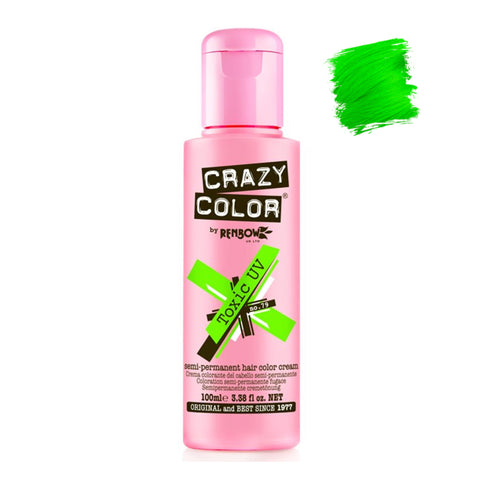 Renbow Crazy Color Semi Permanent - Toxic UV #79 100ml