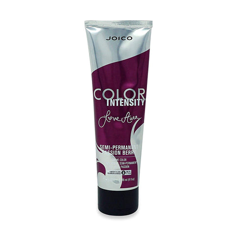Joico Color Intensity Semi Permanent 118ml Passion Berry