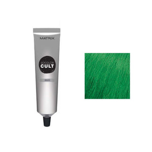 Matrix SoColor Cult Vibrant Hair Colour - Clover Green