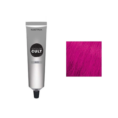 Matrix SoColor Cult Vibrant Hair Colour - Flamenco Fuchsia