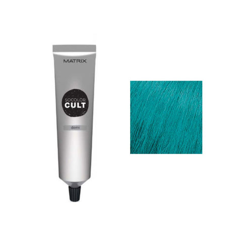 Matrix SoColor Cult Vibrant Hair Colour - Mermaid Teal