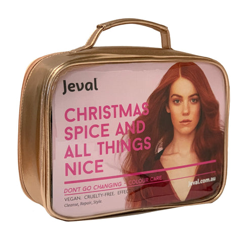 Jeval Don't Go Changing Colour Care Quad Pack