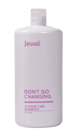 Jeval Don't Go Changing Colour Care Shampoo 1 Litre