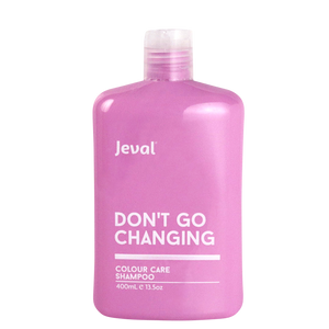 Jeval Don't Go Changing Colour Care Shampoo 400ml