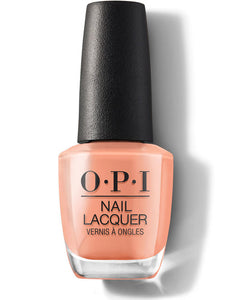 OPI Mexico City Nail Lacquer - Coral-ing Your Spirit Animal