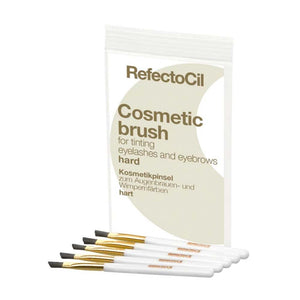 RefectoCil Hard Cosmetic Applicator Brushes 5pk