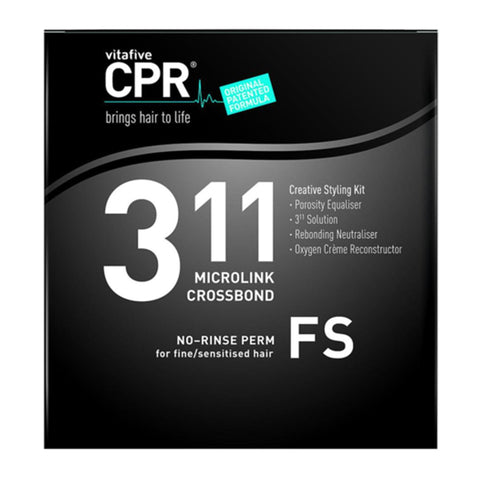 CPR 311-FS No Rinse Perm Creative Styling Kit