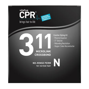 CPR 311-N No Rinse Perm Creative Styling Kit