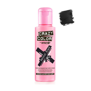 Renbow Crazy Color Semi Permanent - Natural Black #032 100ml