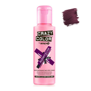 Renbow Crazy Color Semi Permanent - Aubergine #50 100ml