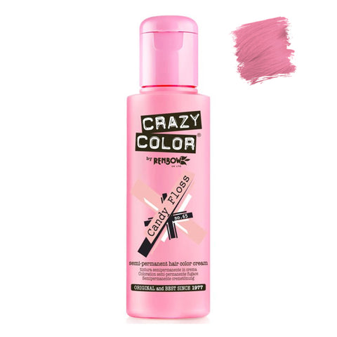 Renbow Crazy Color Semi Permanent - Candy Floss #65 100ml