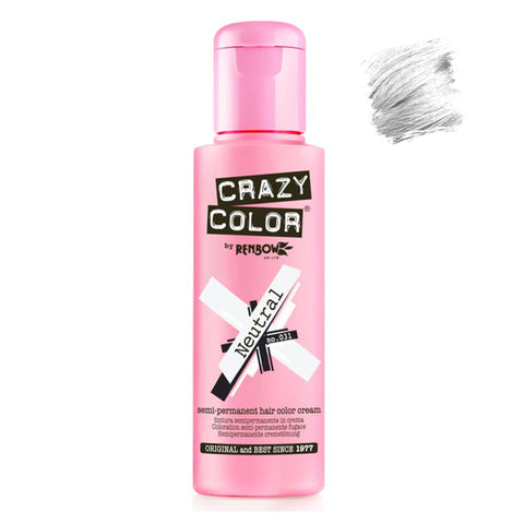Renbow Crazy Color Semi Permanent - Neutral #031 250ml